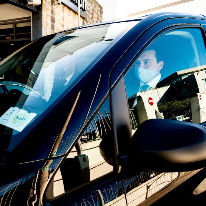 First fully electric luxury vehicle in Malta launched by Dacoby Chauffeur Service Feature Image